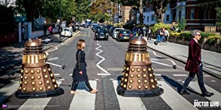 Best doctor who abbey road poster Reviews