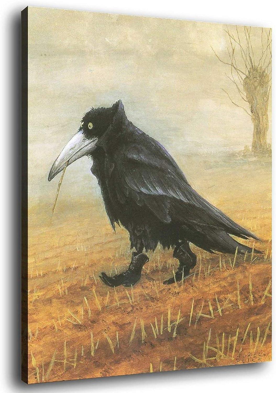 FAFSS Krahe quality assurance Large discharge sale Rudi Hurzlmeier Poster Wa Canvas Painting Decorative