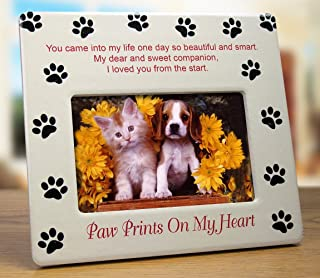Best paw prints on my heart Reviews