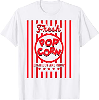 Best shirt with popcorn on it Reviews