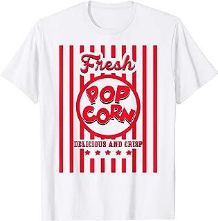 FRESH Popcorn t-shirt POPCORN Costume for Halloween