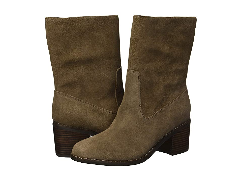 Gentle Souls by Kenneth Cole Verona Mid Boot (Cocoa) Women