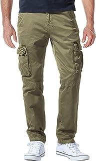 Match Men's Casual Cargo Pants #6531