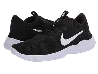 Nike Flex Experience Run 9 (Black/White/Dark Smoke Grey) Men