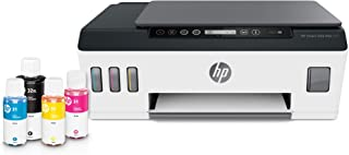 HP Smart-Tank Plus 551 Wireless All-in-One Ink-Tank Printer, up to 2 Years of Ink in Bottles, Mobile Remote Print, Scan, C...
