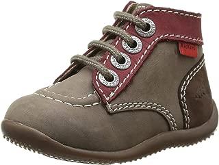 Kickers Tropicali Chaussures premiers pas b/éb/é gar/çon