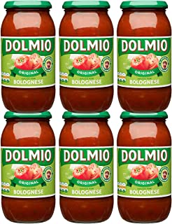 Dolmio Bolognese Original, 500 gm (Pack of 6)