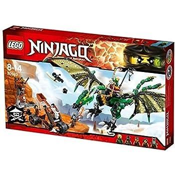 レゴ (LEGO) ニンジャゴー ロイドのエレメント・ドラゴン 70593