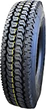 New HORSESHOE 285/75R24.5 16Ply H Load Heavy Duty Deep Lug Rear Traction Radial Truck Drive Tires 147/144L (8)