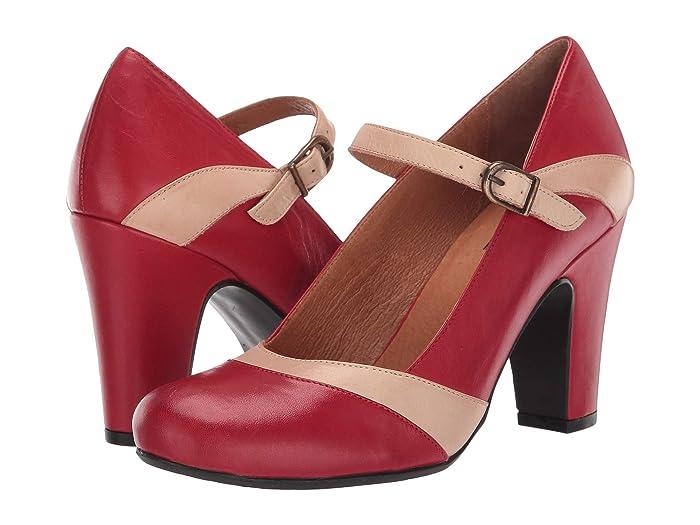 Miz Mooz  Keane (Red) Womens  Boots