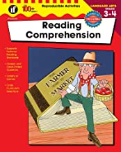 The 100+ Series Reading Comprehension, Grades 3-4