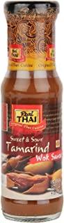 Real Thai Tamarind Wok Sauce, Sweet and Sour, 150ml