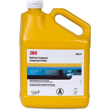 3M 05974 Rubbing Compound - 1 Gallon