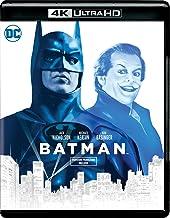 Batman (1989) (4K Ultra HD + Blu-ray + Digital) (BIL/4K Ultra HD)