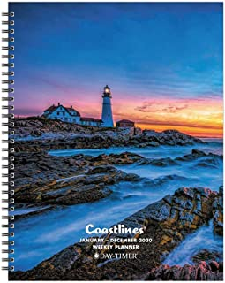 Day-Timer 2020 Weekly Planner Refill, 8-1/2