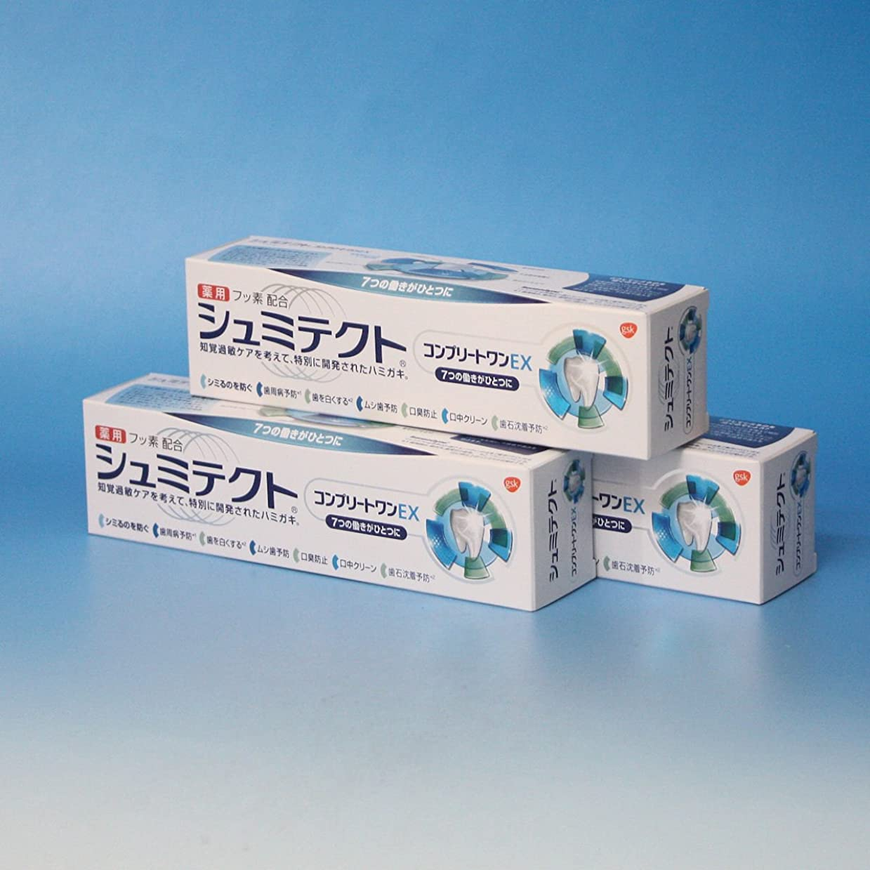 カーフ格納純粋な【アース製薬】シュミテクトコンプリートワンEX 90g ×3個セット