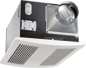 Panasonic FV-11VH2 WhisperWarm Fan/Heater Combination, Ventilation Fan, Extremely Quiet,..