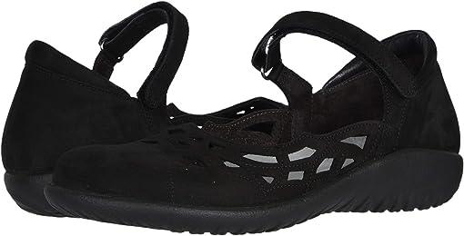 Black Velvet Nubuck