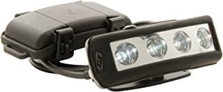 FoxFury 500-006 PRO Tasker-Fire LED Headlamp with Silicone and Elastic Strap, 300 Lumens