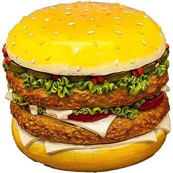 貯金箱 アメリカンバーガー ハンバーガー コインバンク アメリカングッズ