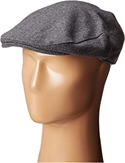 Wool Ivy Flat Cap