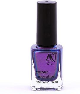Art 2C Mystique Colour Innovation Classic Nail Polish - Smalto per unghie classico, 96 colori, 12 ml, colore: 467
