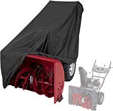 Himal Snow Thrower Cover-Heavy Duty Polyester,Waterproof,UV Protection,Universal Size for Most Electric Two Stage Snow Blo...