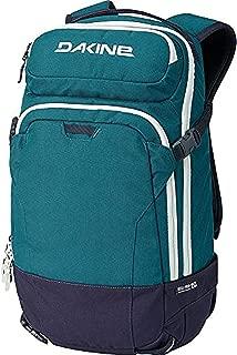 Dakine Women's Heli Pro 20L Deep Teal OS & Knit Cap Bundle