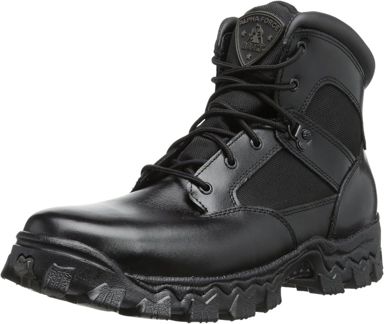 Rocky Houston Mall Alphaforce Waterproof Duty low-pricing Boot