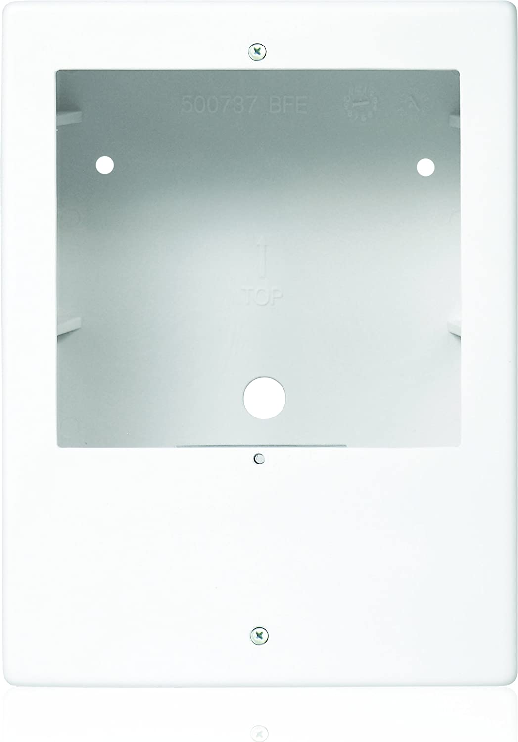M and S Systems DMC1HRWS Surface Mount Box for DMC1 Patio Speakers