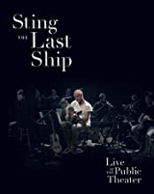Last Ship - Live at the Public Theater