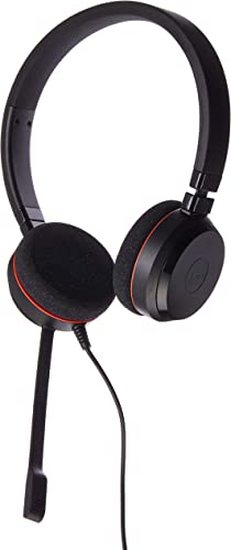 new arrival Jabra Evolve discount 20 online sale Microsoft Lync Stereo Headset outlet sale