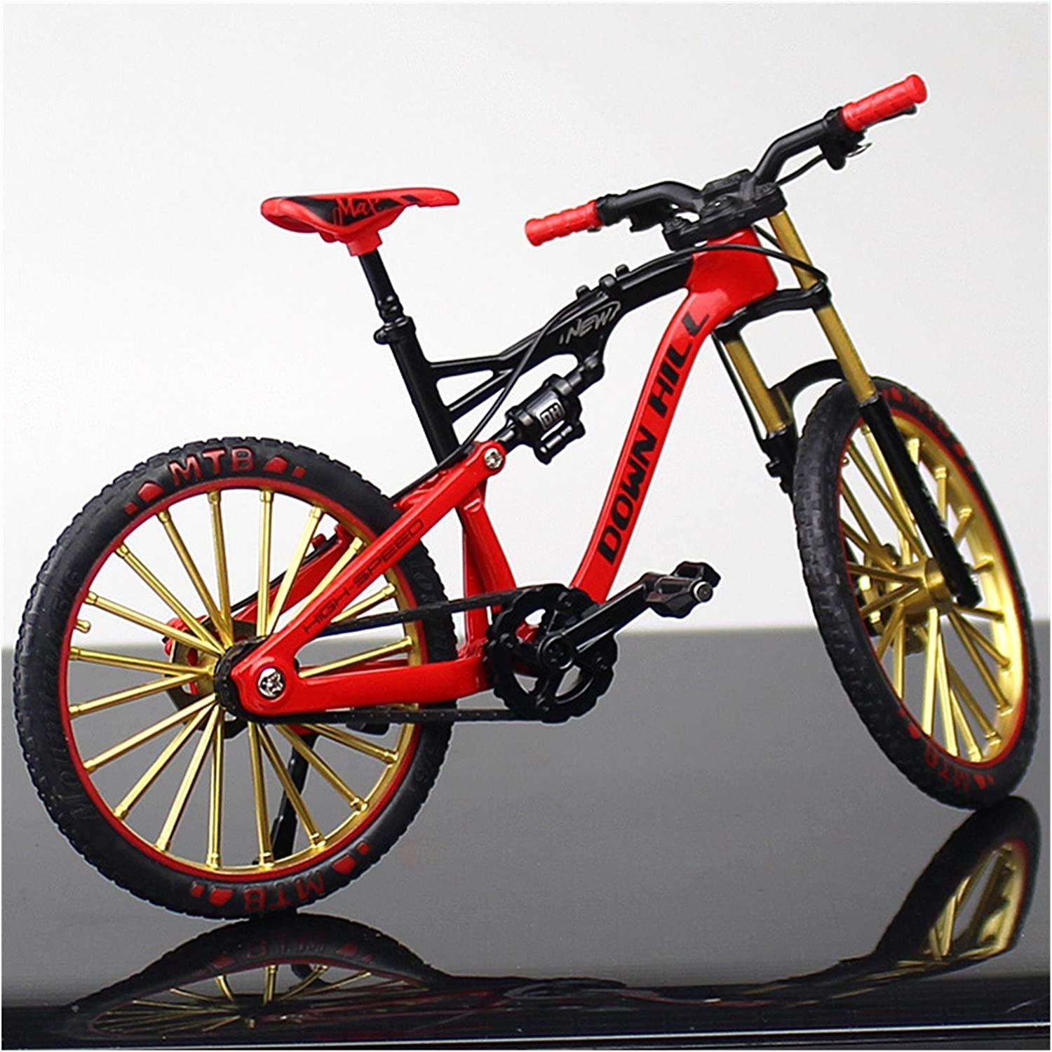 Bewitched ZHANGHANG Mini 1:10 Alloy Metal Model Bicycle Cheap SALE Start Diecast Baltimore Mall
