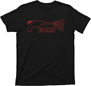 Twin Peaks T Shirt The Bang Bang Bar Roadhouse Agent Cooper Laura Palmer Donna Hayward Tee
