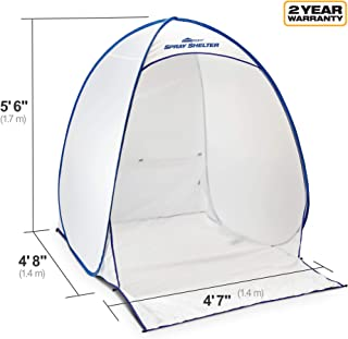 Homeright C900139.M Medium Spray Shelter Portable Paint Booth for DIY Spray Painting,..