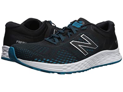 New Balance Fresh Foam Arishi v2 (Black/Deep Ozone Blue) Men
