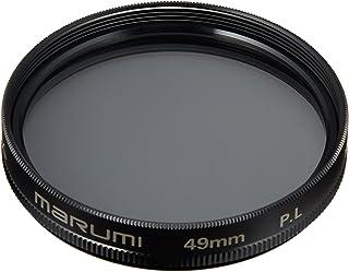 MARUMI カメラ用 フィルム専用 フィルター PL49mm 偏光フィルター 201063