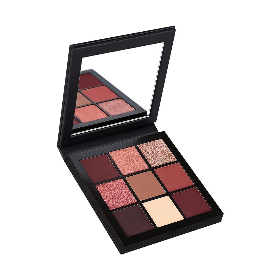 HUDA BEAUTY Obsessions Eyeshadow Palette: Mauve