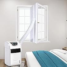 400 CM Guarnizione per finestra universale Airlock per condizionatore d'aria portatile, adatto per finestre a battenti Fer...