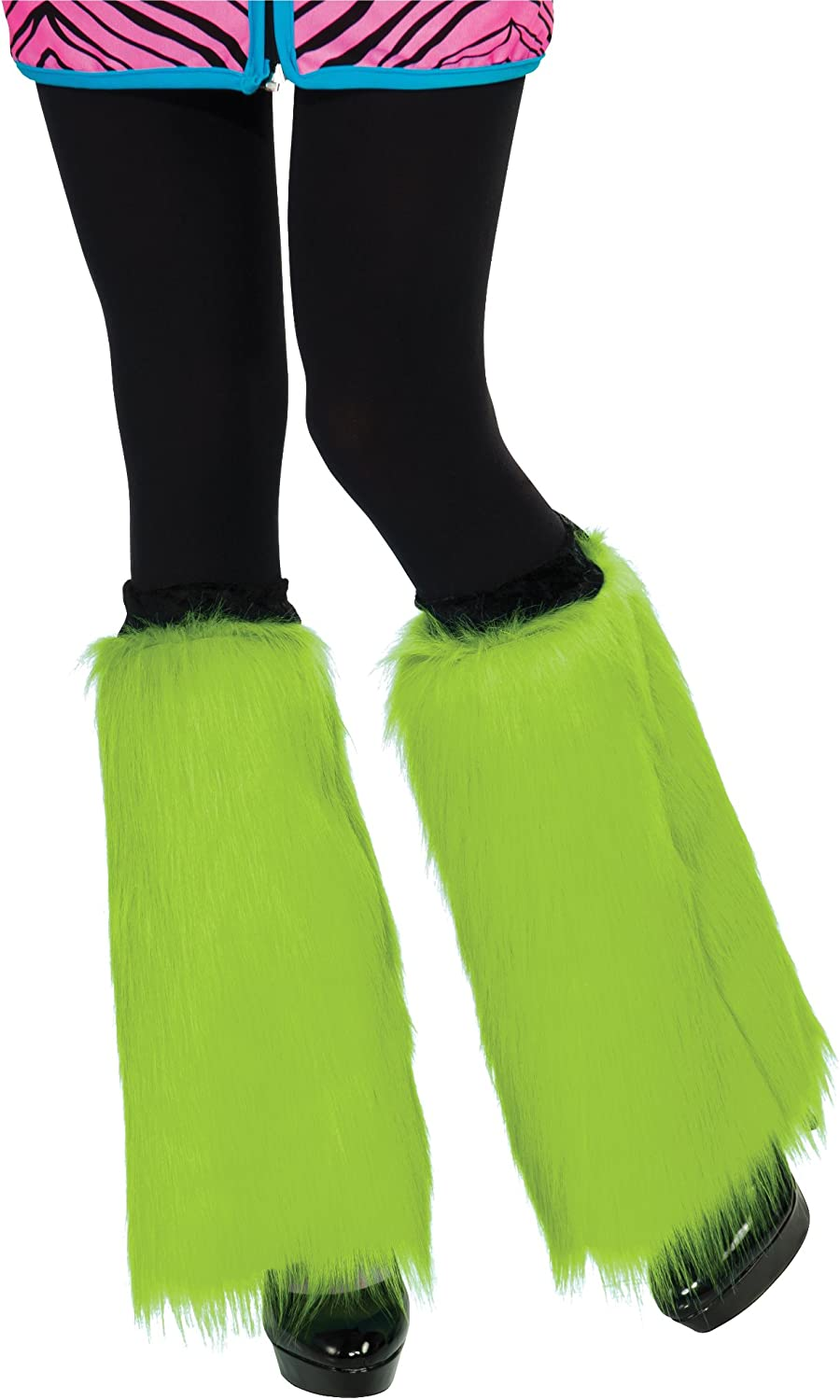 Rubie's Costume Luxury goods Fluffies Faux Furry Warmers Directly managed store Leg