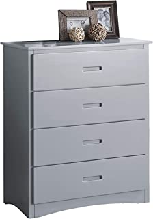 Lexicon 4-Drawer Chest, Twin/Twin, Cherry