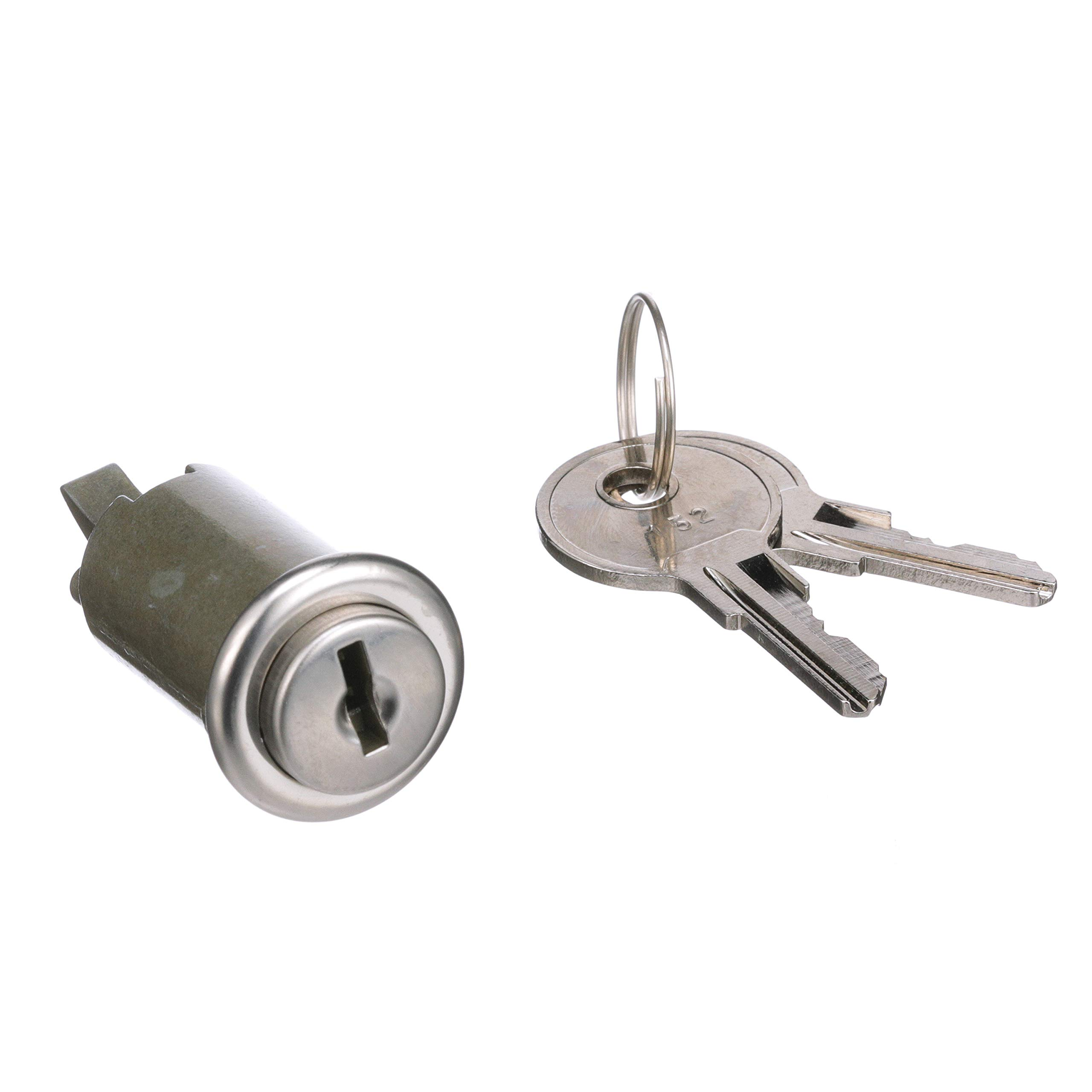 Button Lock With Key For Motorcycle Boat Holder Storage Lock Locker Glove Box To