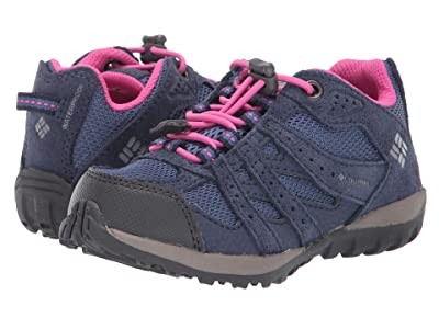 Columbia Kids Redmond Waterproof (Toddler/Little Kid) (Bluebell/Pink Ice) Girls Shoes