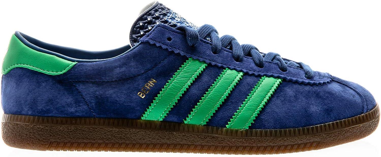Adidas Originals Bern, Bern, Bern, mörkblå -semiflash Lime -blåbird  bästa kvalitet