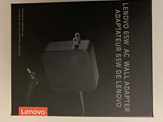 Lenovo 65W AC Wall Adapter P/N: GX20L29355 for Lenovo Notebooks: Ideapad Flex 4-1480-80VD, Ideapad Flex 4-1580-80VE, Ideap...