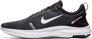Nike Men's Flex Experience Run 8 Shoe, Black/White-Cool Grey-Reflective Silver