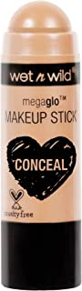 Wet & Wild Megaglo Makeup Stick 808 Nude for Thought, 3.5 Ounce