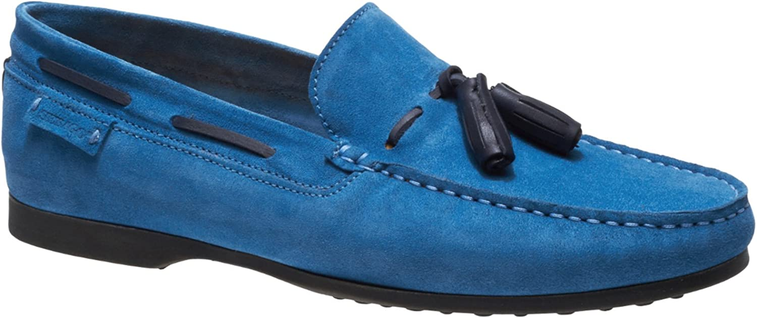 Sebago Men's Men's Trenton Ii Tassel Suede Loafers  Outlet Online-Shop