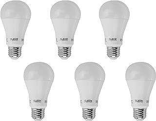 SleekLighting 13 watt led Light Bulbs Large A21, Dimmable General Purpose Household Light Bulb(240), Warm White (3000k) 1100 Lumens, E26 Medium Base,75 watt Light Bulbs Equivalent, UL (Pack of 6)