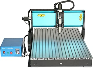 JFT 6090 2.2kw+ 4 Axis + Mach 3+usb Port CNC Router /Engraving /Carving/milling Machine (800W+3 Axis)